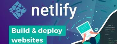 Cómo publicar una web gratis usando Netlify y Github