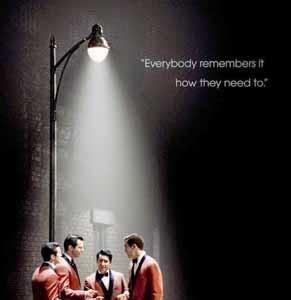 'Jersey Boys', la película