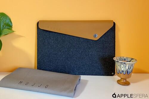 """Sleeve para MacBook Pro 16"""" de Mujjo, la protección de calidad llega al mayor portátil de Apple"""
