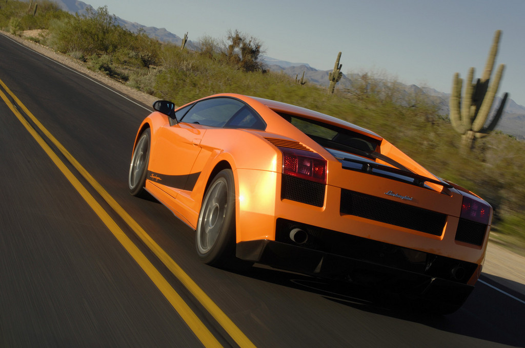 Foto de Lamborghini Gallardo Superleggera (18/21)