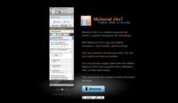 MySocial 24x7, extensión para Firefox que muestra la actividad en FriendFeed