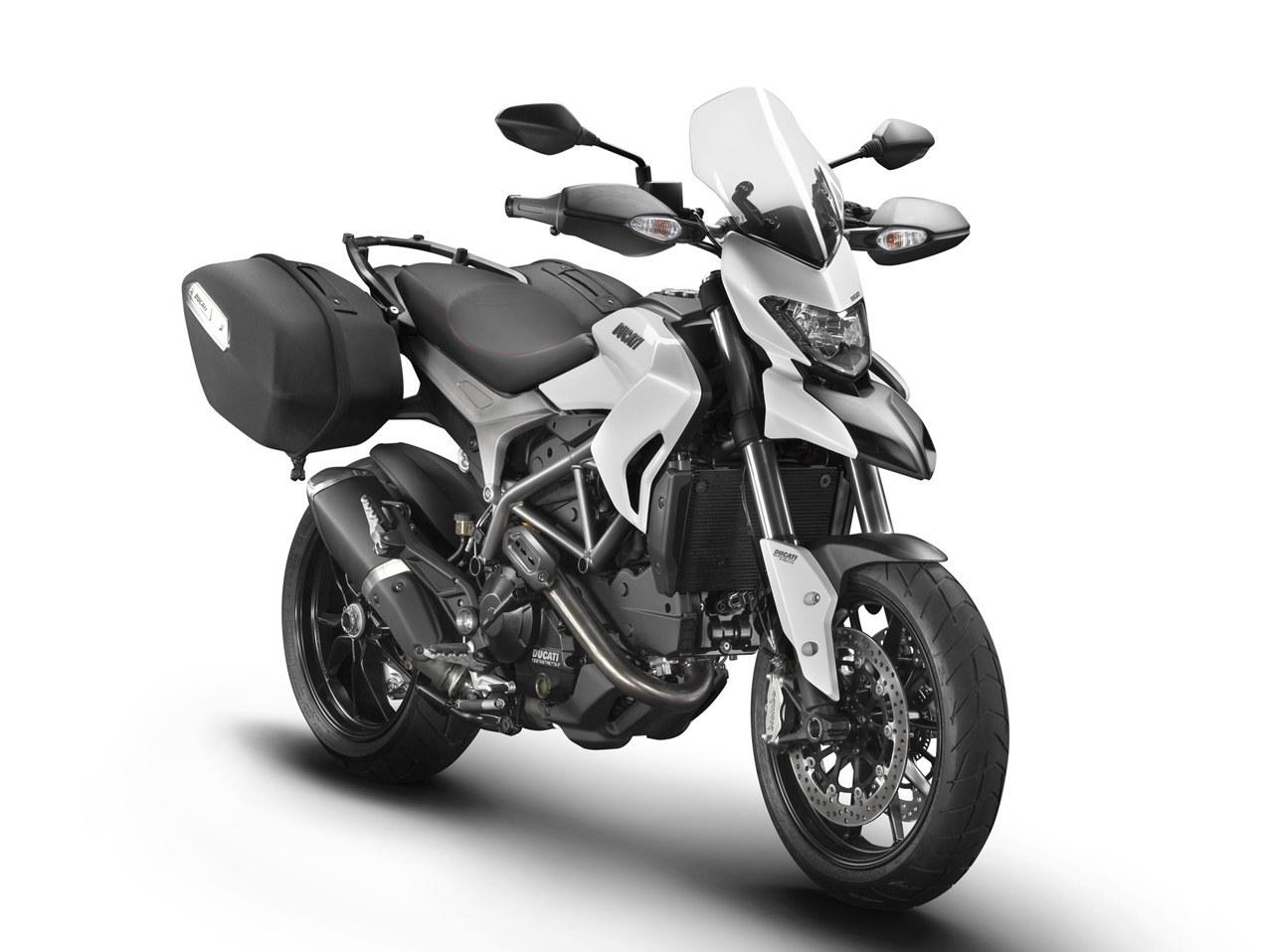 Foto de Ducati Hypermotard, Hypermotard SP e Hyperstrada (4/19)