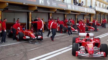 Ferrari sigue impulsando la propuesta de un tercer coche