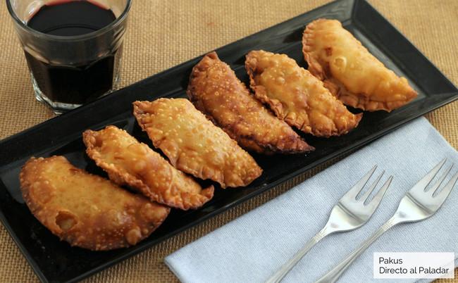 Empanadillas de atún, tomate y huevo: un clásico básico