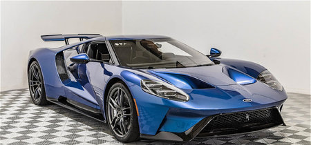 ¿Maldición gitana? El Ford GT de John Cena vuelve a ponerse en venta