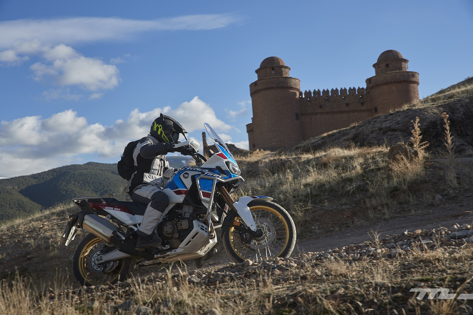 Foto de Honda CRF1000L Africa Twin Adventure Sports 2018, prueba (30/40)