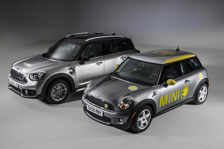 2017 Mini E Countryman Plug In Hybrid