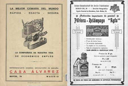 Las primeras y más importantes revistas que impulsaron la fotografía en España