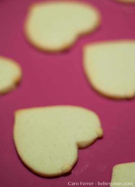 galletas cocidas