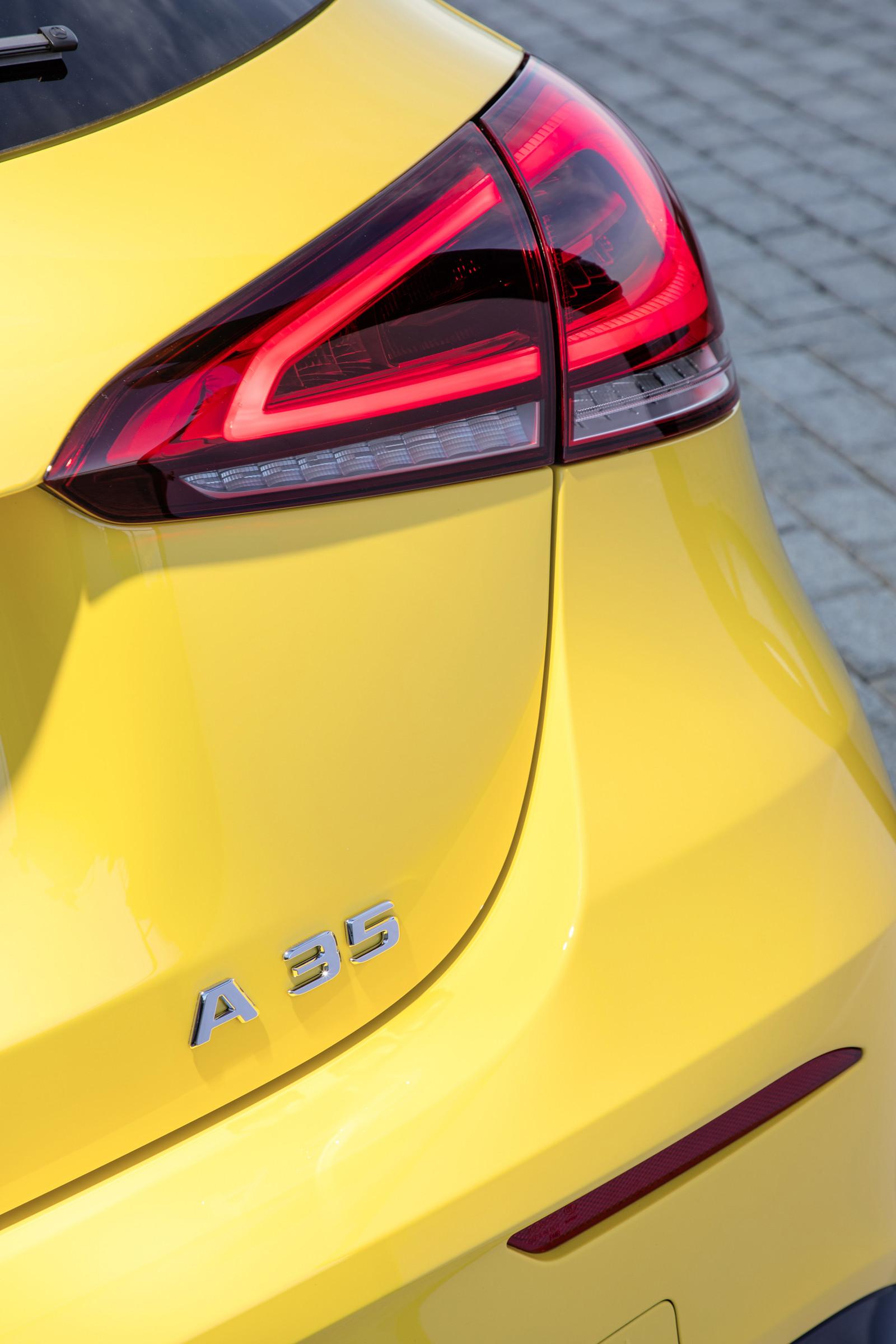 Foto de Mercedes-AMG A35 (presentación) (39/122)