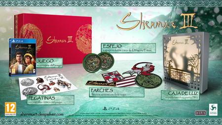 Shenmue III - Edición Coleccionista