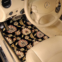 Elegantes alfombras para tu coche