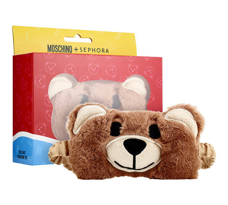 Moschino Sephora Bear Eye Mask
