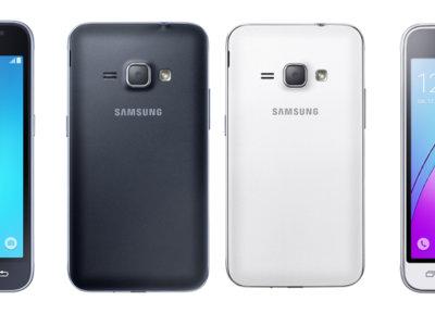 Así se vería el Galaxy J1 de Samsung