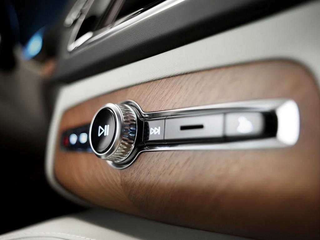 Foto de Volvo XC90, interior (29/39)