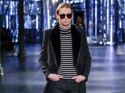 El clon de la semana: Fur (sintético) y la elegancia de Saint Laurent en un abrigo de Mango