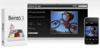 Bento 3, nueva versión para Mac OS X y iPhone OS