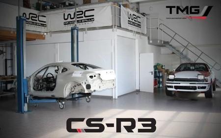 El Toyota GT86 R3 dará sus primeros pasos este mes