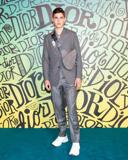 Hero Fiennes Tiffin Dior Fall 2020 3 12 19