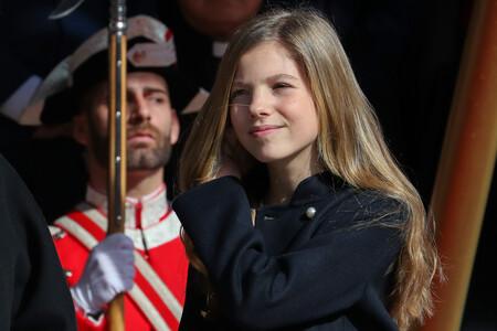 La infanta Sofía cumple 14 años con pelazo y un estilo cada vez más propio: 11 looks que lo demuestran