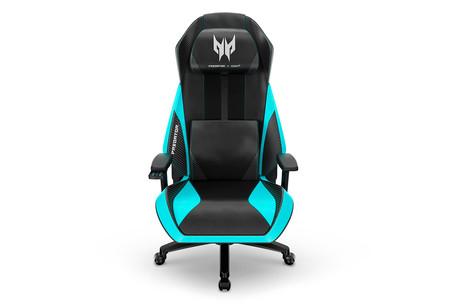 Acer tiene una nueva silla gamer que nos hará masaje durante esas largas sesiones de juego: Predator Gaming Chair x OSIM