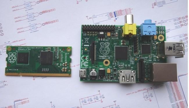 Llegan los nuevos Raspberry Pi Compute Module: mismo hardware, distinto formato