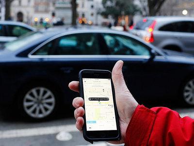 Uber se reserva el derecho de hacer básicamente lo que quiera con tus datos