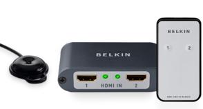 Belkin HDMI 2-1, hub de puertos HDMI
