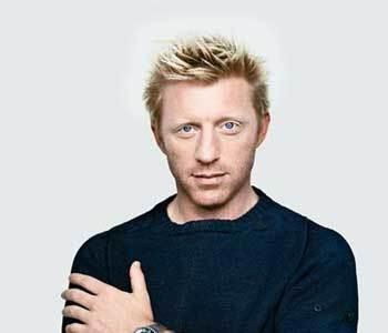 Boris Becker será la nueva cara de Polo Ralph Laurent