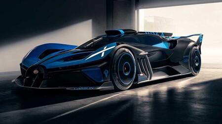 ¡Es bellísimo! Bugatti Bolide es nombrado el hypercar más bello del mundo