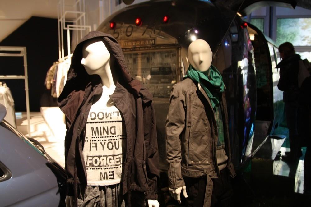 Foto de Diesel, colección Otoño-Invierno 2010/2011 en el Bread & Butter en Berlín (3/72)
