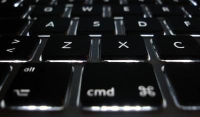 Apple patenta un teclado de MacBook con pantallas, sensores y retroalimentación táctil