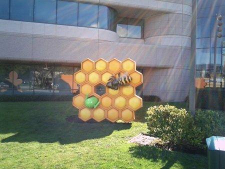 Honeycomb llega a Googleplex