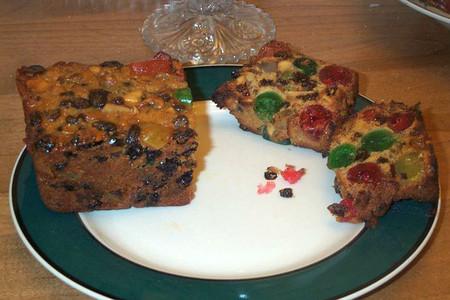 Fruitcake tradicional