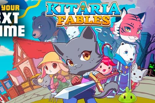 Análisis Kitaria Fables: un juego de granjas donde la granja me sobra