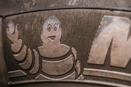 Tire Carving Macromondays Hmm Ilce7 272e Tamron90mmf28macro Bibendum Michelintire Michelinman 456989