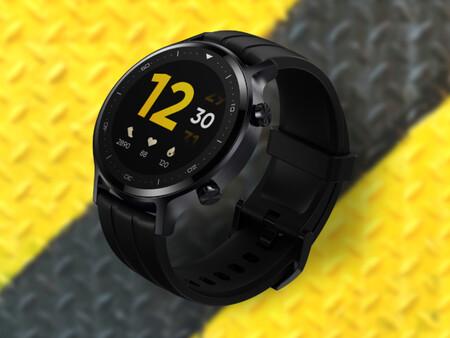 Realme Watch S: el nuevo smartwatch de Realme es circular y mide el nivel de oxígeno en sangre