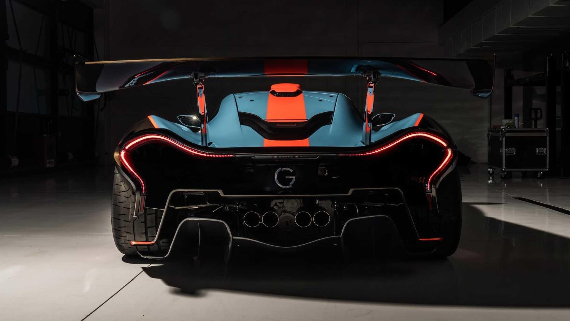 Foto de McLaren P1 GTR-18 preparado por Lanzante (27/32)