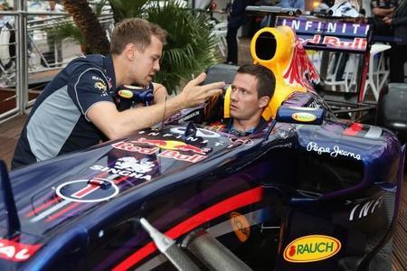 Sébastien Ogier quiere probar un Fórmula 1 con motor V8