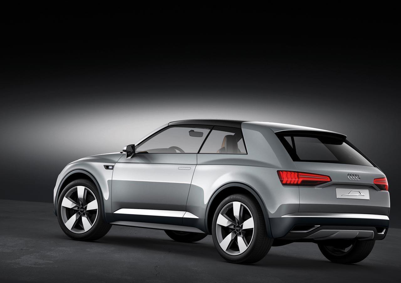 Foto de Nueva estrategia de diseño Audi (10/12)
