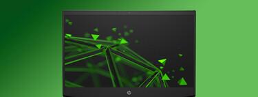 Trabaja y juega con este portátil HP con enorme SSD y gráfica GTX 1650 rebajadísimo a 699 euros en la Semana Web de MediaMarkt