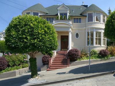 La casa de Mrs. Doubtfire en venta por tan sólo 4 millones de euros