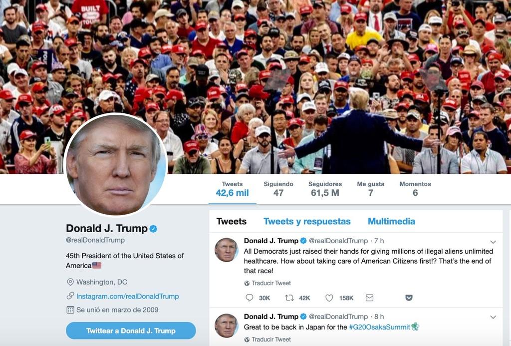 Twitter pone freno a los políticos: los tuits más polémicos quedarán marcados y bloqueados aunque seguirán sin eliminarse por ser de