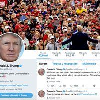 """Twitter pone freno a los políticos: los tuits más polémicos quedarán marcados y bloqueados aunque seguirán sin eliminarse por ser de """"interés público"""""""
