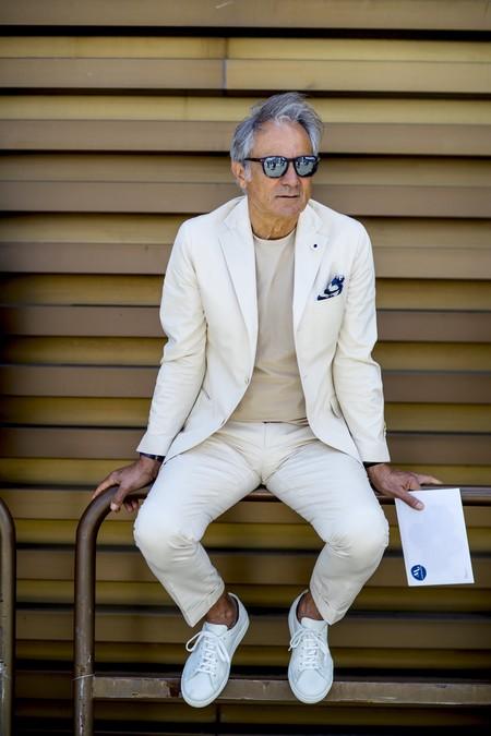 Pantalones Blancos 18