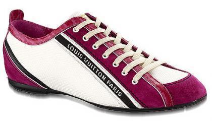 Colección Verano 08 en zapatillas deportivas de LV (I)