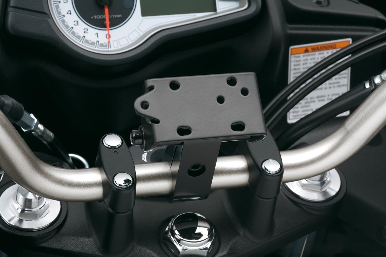 Foto de Suzuki V-Strom 650 2012, fotos de ambiente y accesorios (27/32)