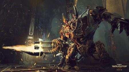 Warhammer 40K Inquisitor Martyr repasa su sistema de truculentos jefazos  en su último tráiler