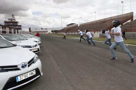 24 horas híbridas de Toyota en Albacete
