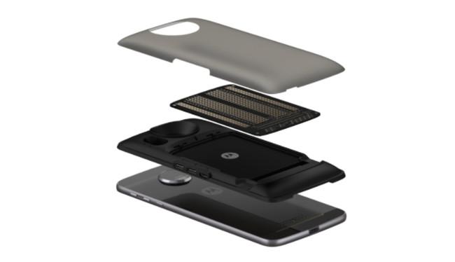 Motorola quiere que crees tus propios Moto Mods con el nuevo kit de desarrollo MDK